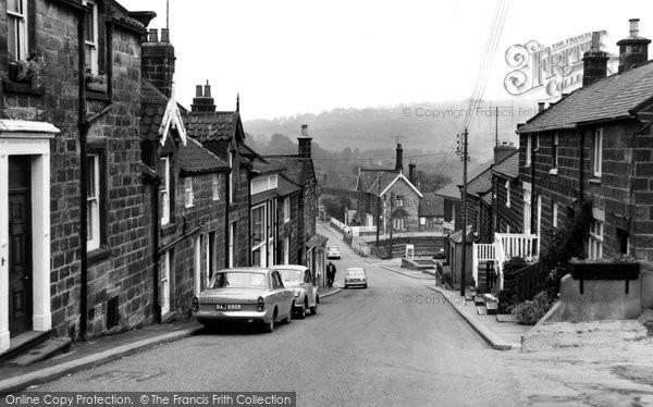 Photo of Grosmont, Front Street c.1965