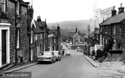 Grosmont, Front Street c.1965