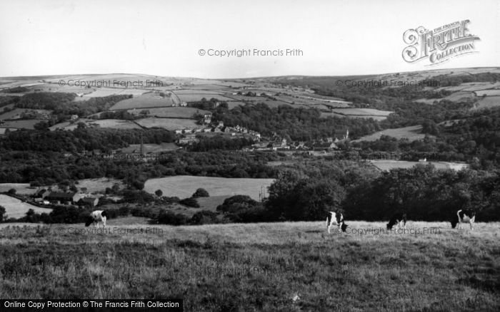 Photo of Grosmont, General View c.1960