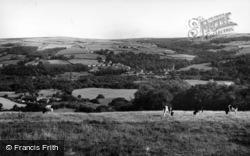Grosmont, General View c.1960