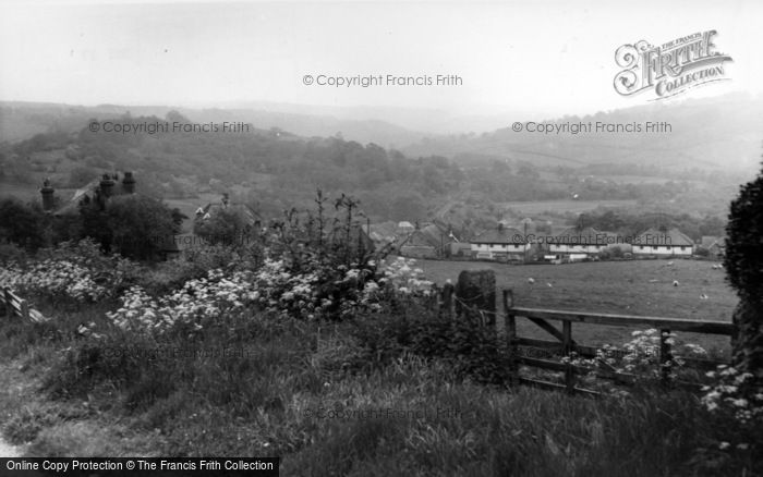 Photo of Grosmont, General View c.1965