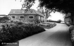 Grosmont, Portcullis Lodge c.1965