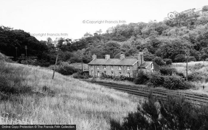Photo of Grosmont, Railway Cutting Esk Valley c.1960