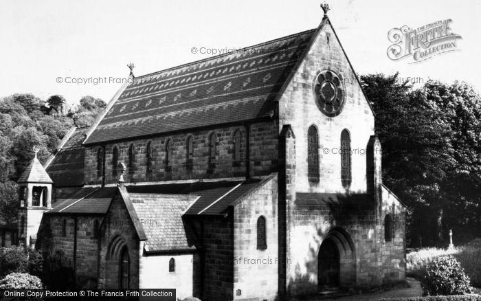 Photo of Grosmont, St Matthew's Church c.1960