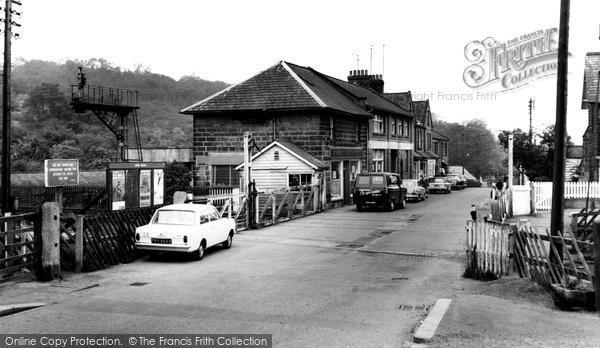 Photo of Grosmont, The Village c.1965