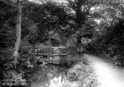 Groudle Glen, Glen Bridge 1894