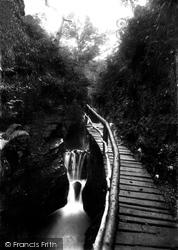 Groudle Glen, Lhen Coan 1894