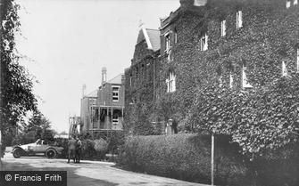Grove Park, Hospital, the Barracks 1915