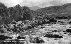 The Gruinard River c.1930, Gruinard Bay