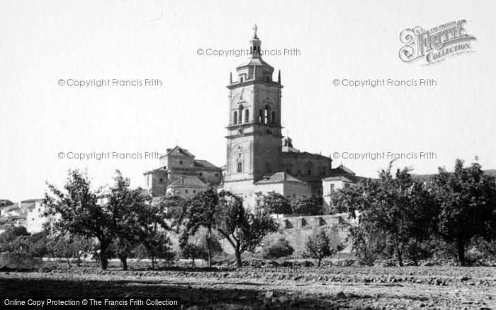 Photo of Guadix, Cathedral 1960