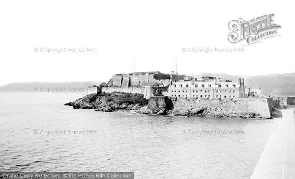Photo of Guernsey, Castle Cornet 1899