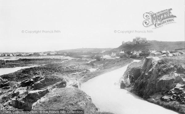 Photo of Guernsey, Cobo 1899