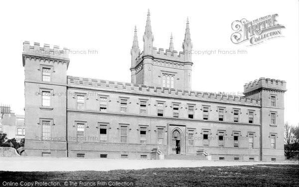 Photo of Guernsey, Elizabeth College, St Peter Port 1892