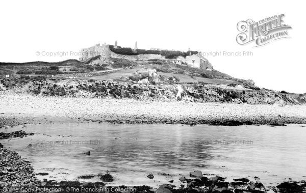 Photo of Guernsey, Sampson Vale Castle 1892