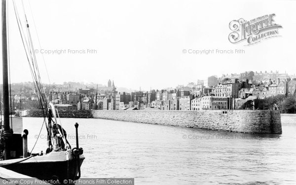 Photo of Guernsey, St Peter Port 1892