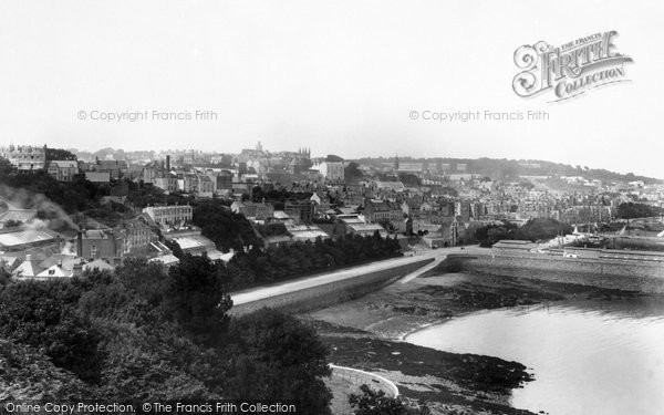 Photo of Guernsey, St Peter Port 1899