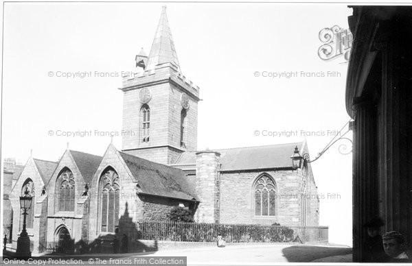 Photo of Guernsey, St Peter Port, Parish Church 1892