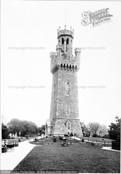 Photo of Guernsey, St Peter Port, Victoria Tower 1892