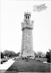 Guernsey, St Peter Port, Victoria Tower 1892