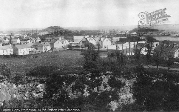 Photo of Guernsey, St Sampson's 1894