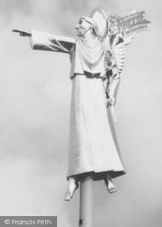Guildford, Angel Weather Vane c.1960