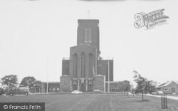 Guildford, Cathedral c.1965