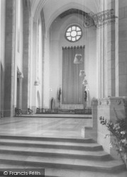 Guildford, Cathedral, Chancel And Altar c.1960