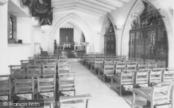 Guildford, Cathedral, Chapel Of The Queens Royal Regiment c.1960