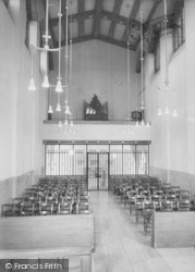 Guildford, Cathedral, Lady Chapel c.1965