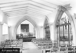 Guildford, Cathedral, Queen's Royal Regimantal Chapel c.1965