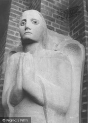 Guildford, Cathedral, The Angel c.1960