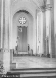 Guildford, Cathedral, The Chancel c.1960