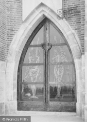 Guildford, Cathedral, West Door c.1960