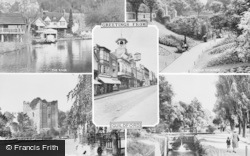Guildford, Composite c.1960