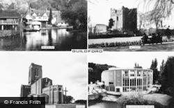 Guildford, Composite c.1965