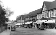 Guildford, Epsom Road c1950