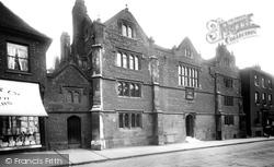 Guildford, Grammar School 1903