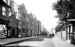 Guildford, Grammar School 1921