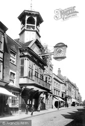 Guildford, Guildhall 1895