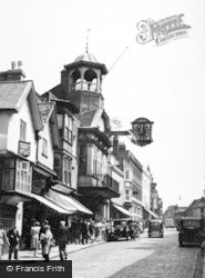 Guildford, Guildhall c.1955