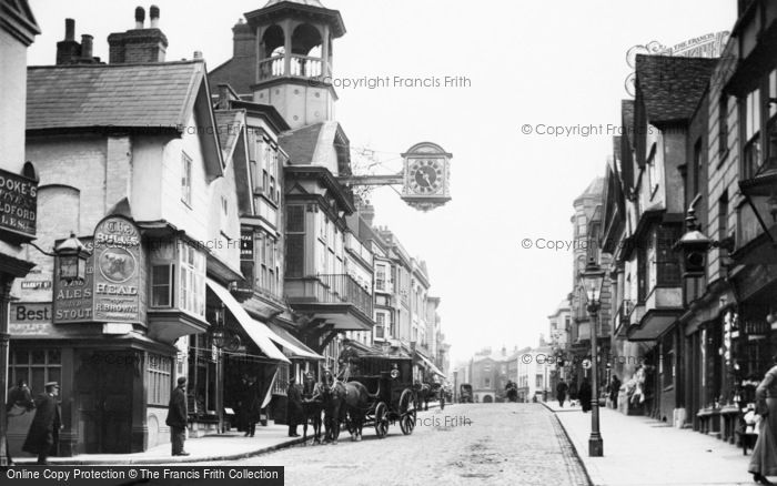 High Street 1903, Guildford