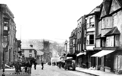 Guildford, High Street 1903