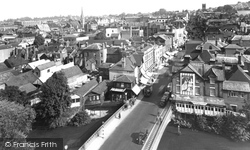 High Street c.1955, Guildford