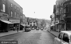 Guildford, High Street c.1960