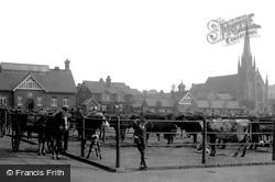 Guildford, Market 1908