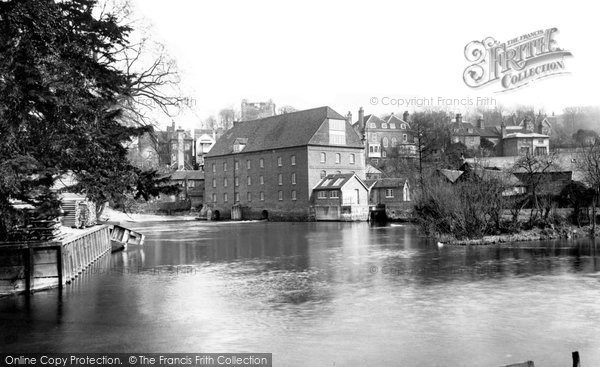 Guildford,Mill Mead 1903,Surrey