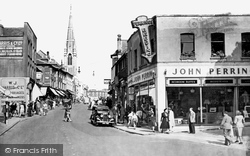 Guildford, North Street c.1950
