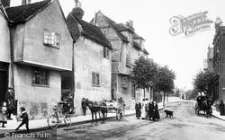 Guildford, Park Street 1911