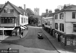 Guildford, Quarry Street 1930