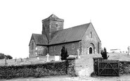 Guildford, St Martha's Church c1950